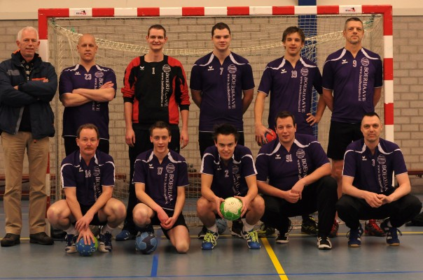 Teamfoto Heren 1
