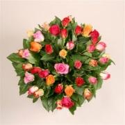boeket-gemengde-rozen