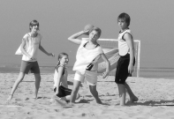 Beachhandbal 2011