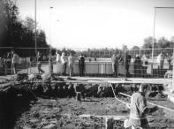 2004 - Aanbouw nieuwe kantine Break-Out