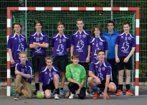 teamfoto Heren B1 1314