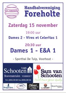 Programma 15-11-2014