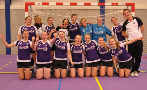 teamfoto dames 2