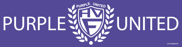 Banner Purple United