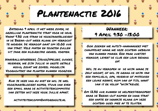 Plantenactie poster2016